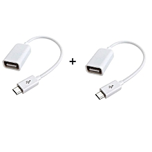 Buy 1 OTG Micro USB Cable Get One Free