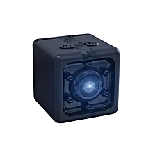 Mini Camera Sports HD DV Camera 1080P Portable Small Video Camera With IR Night Vision, Motion Detection Nanny Camera - Black WWD
