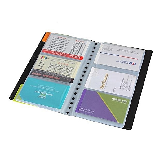 Buy universal 2pcs leather 120 cards business name id credit card 2pcs leather 120 cards business name id credit card holder book case keeper colourmoves