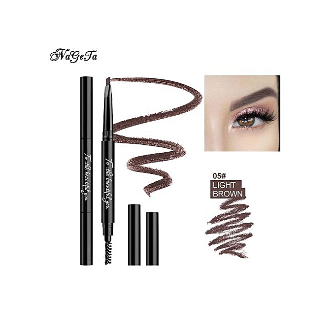 Buy Generic Technologg Beauty Waterproof Eyebrow Pencil Liner Eye