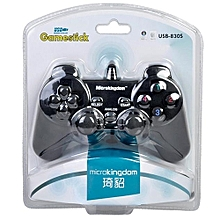 PC MicroKingdom 830S Dual Shock Controller Gamepad