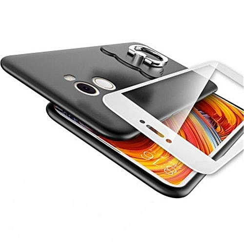 Xiaomi Mi Mix2 Case, Soft Ultra Slim Anti-Scratches Protective Cases Cover With Ring