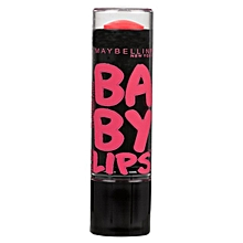 Baby Lips Moisturising Lip Balm - STRIKE A ROSE