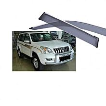 Car Windbreaker/ Window Visor 4pcs for Prado 120 Series