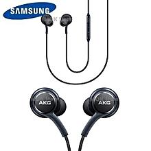Galaxy S8 Earphones Tuned by AKG, black
