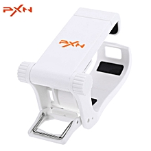 PXN- 1003 Adjustable Gamepad Clip Game Controller Holder Mount Cradle for iPhone / Samsung / HTC / LG / SONY Smartphone-WHITE