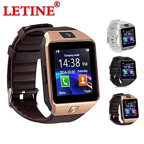 Generic Dz09 Dz 09 Men Smart Watch Phone Wearable Device Smartwatch