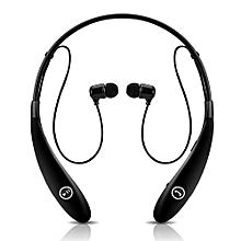 HV-900 Wireless Bluetooth Headset In-Ear Earbuds Earphone Headphone Black