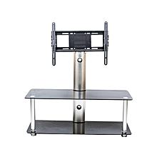 Best Modern TV Stand Model CG -201S W/Bracket - Silver