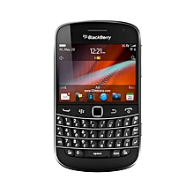 BlackBerry 9900 WCDMA 3G QWERTY Keyboard 8GB ROM 5MP Bluetooth WIFI Smartphone - Black
