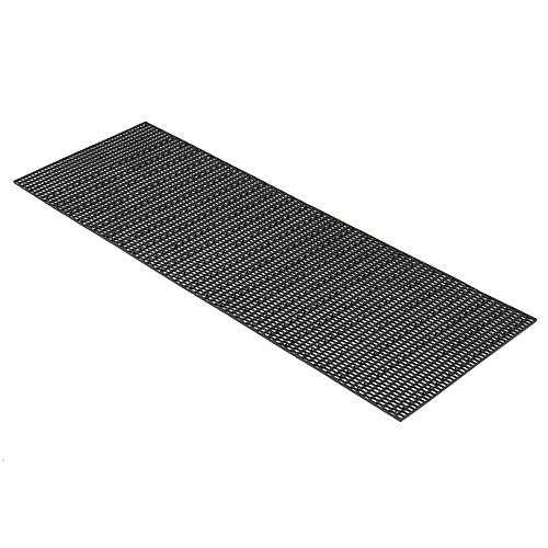 Honeycomb Black ABS Plastic vent car tuning universal Grill Mesh Size  40x120 cm 371513683770