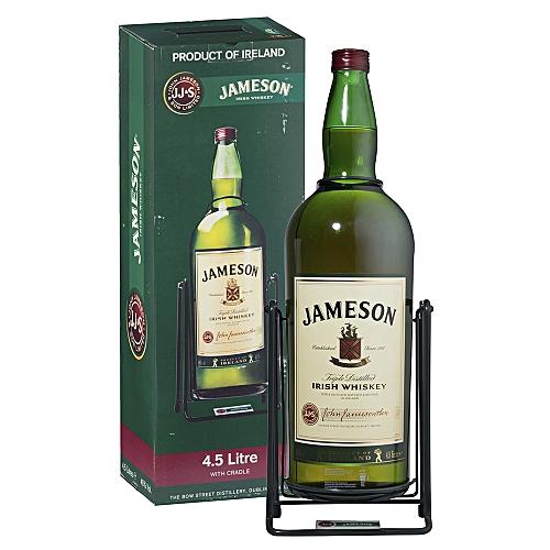 d80d407843b JAMESON Irish Whisky - 4.5 Litres   Best Price