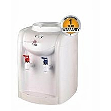 MWD1201/W - Water Dispenser, Table Top, Hot & Normal - White