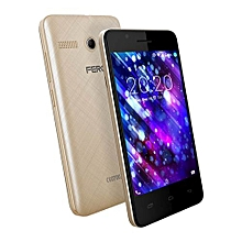 A4001 Plus 8GB, (Dual SIM) -  Gold  and Black