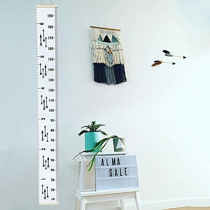 Buy Louis Will Baby Height Growth Chart Hanging Rulers Kids Room