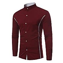 Solid Men's Shirt