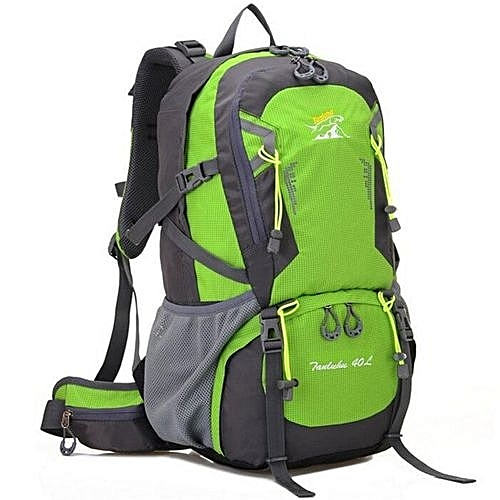bf0e7baea198 Hot Selling Lightweight Foldable Waterproof Nylon Women Men Casual Backpack  Travel Outdoor Sports Camping Hiking Bag(Green)