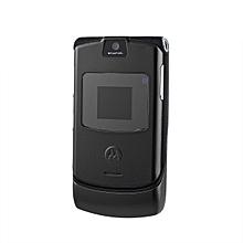 Motorola Razr V3 GSM Unlocked International Mobile Phone  -black