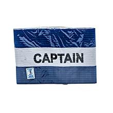 Captain Armband- Blue/Wht/Blue-