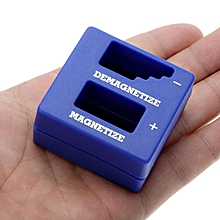 Pro'sKit 8PK-220 Blue Magnetizer Demagnetizer for Steel Screwdriver Blades Tweezers Hand-tools