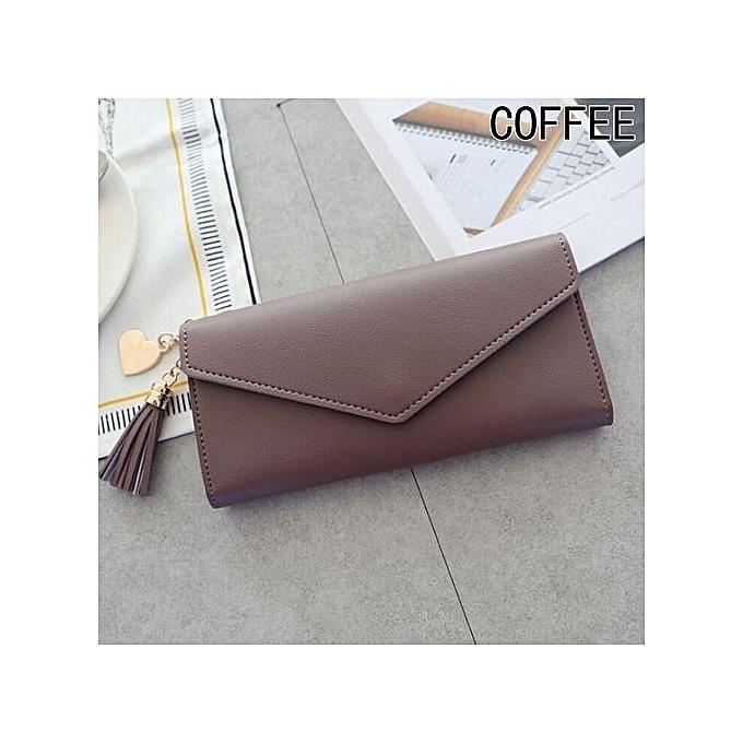 Fashion Lady Women Leather Clutch Wallet Long Card Holder Case Purse Handbag  NEW e242057466