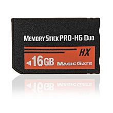 16GB Memory Stick MS Pro Duo Flash Card For Sony PSP Cybershot Camera