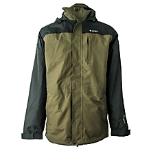 Jacket Canis 3 In 1 Men- T001047/061a Green/Black- M