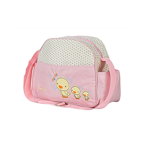 715083ffe0b4 Generic Small Polka Dot Baby Bag - Light Pink .   Best Price