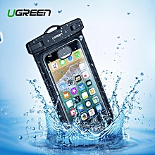 Phone Bag Case Waterproof Case Bag Phone Pouch 6.3 inch For iPhone X Huawei nova/mate/p series Samsung Galaxy S9 S8 Phone Case LBQ