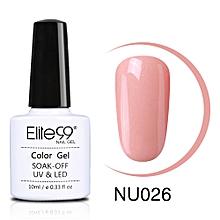 10ml UV/LED Gel Nail polish-Nude series (NU026)