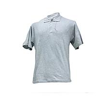 Polo Shirt Airtex- Ashgrey- S