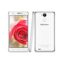 "R6 - 5.5"" Android 6.0 MT6737T Quad Core 3GB/32GB EU PLUG - White"