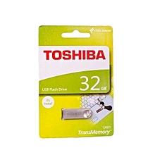 32GB Flash Drive - Silver
