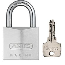 High Security Brass Marine Padlock