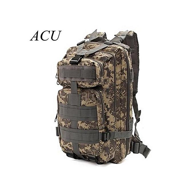 ... IPRee 30L Outdoor Military Tactical Backpack Travel Camping Hiking  Trekking Bag 89105c8b49aca