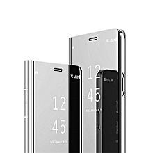 Samsung Galaxy A30 Case Galaxy A50 Case Luxury Design As Gift View Flip Plating Mirror Makeup