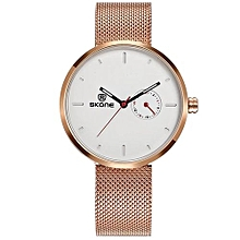 Stainless Steel Quartz Womens' Wrist Watch