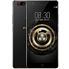 Z17 Borderless 6GB RAM 64GB ROM Cell Phone Android 7.1 Snapdragon 835 Octa Core 5.5 Inch Dual SIM 23.0MP-Black