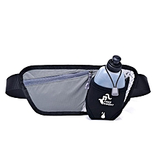 Free Knight 6 Inch Sports Running Waist Bag Pouch with Water Bottle For iphone 8 Plus 7 Plus 6s Plus