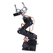 DIY 6 DOF 3D Rotating Mechanical Robot Arm Kit For Smart Car Type 1
