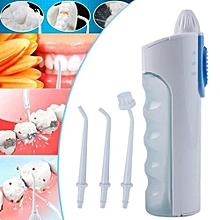 391495432737 Oral Hygiene Irrigator Dental Flosser Water Floss Teeth Jet Pick Cleaning Utilit