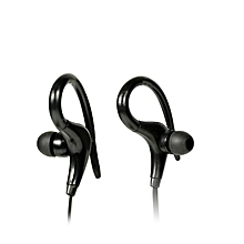 Wireless Headphones Bluetooth Running Earphones Sport Headphone Black