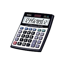 DS10TV - Desk Top Calculator - 10 Digit -  2 WAY - Black & White