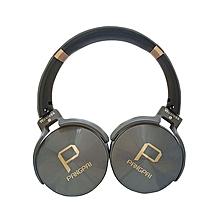 JB950 New Style Wireless Bluetooth FM Radio Headphone -  Grey