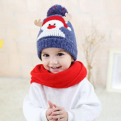... newborn photography props e0998 21805  reduced jiuhap store baby kids  beanie for boys girls cap cotton knitted ball warm christmas hats d073700a84b6
