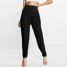 Womens Harem Trouser Ali BABA Long Pants Loose Hareem Leggings Plus UK Size 8-26