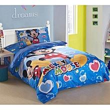 4*6 Kids Duvet Set - Cartoon Mickey Mouse