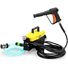Portable Fully Automatic High Pressure Outdoor Car Washinghine Vehicle Washing Tools, with Short Gun and 10m High Pressure Tube
