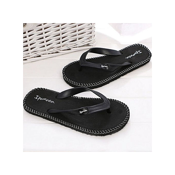 fcbd198e1158c Eissely Men Summer Shoes Sandals Male Slipper Indoor Or Outdoor Flip ...