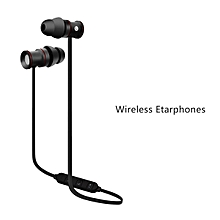 BTH-828 - Sport Bluetooth Headsets Sweatproof - Black